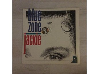 "BLUE ZONE - JACKIE. (12"" MAXI)"