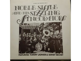 Noble Sissle feat. Tommy Ladnier & Sidney Bechet