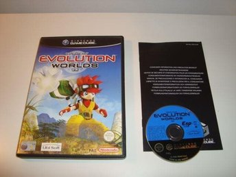 Gamecube - Evolution Worlds