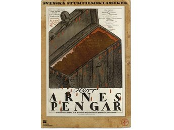 Herr Arnes Pengar - 1919 (Richard Lund, Mary Johnson)