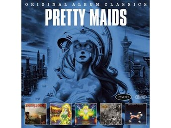 Pretty Maids: Original album classics 1984-93 (5 CD)