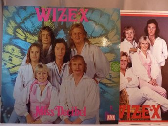 WIZEX - MISS DECIBEL  ( LP / VINYL )