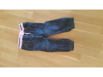 Jeans little girl star storlek 86