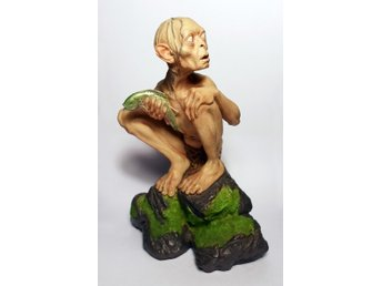 The lord of the rings Smeagol staty