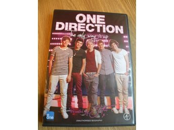 DVD, ONE DIRECTION, The only way is up