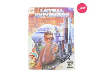 Lethal Enforcers (USA / SEGA CD)