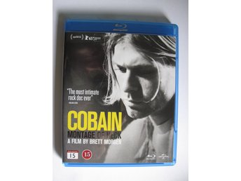 Cobain – Montage of Heck, BluRay-disc