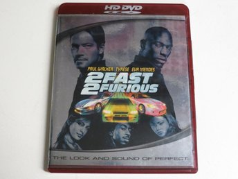 2FAST 2FURIOUS (HD DVD) Paul Walker