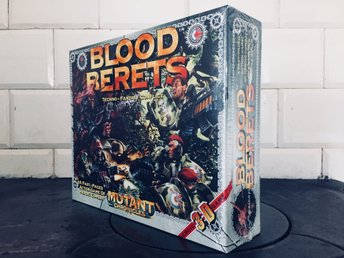 Blood Berets Mutant Chronicles
