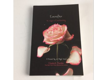 Bok, Everafter, Elizabeth Chandler, Pocket, ISBN: 9781442409194, 2014