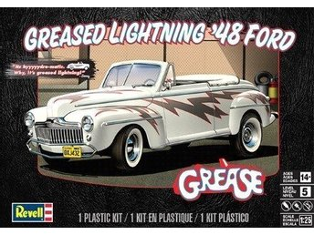 Greased Lightening 1948 Ford Convertible
