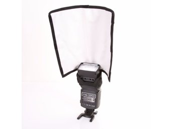 Foldable Speedlight Reflector Speedlite Spotlighting Flas...