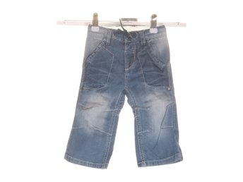 Name It mini, Jeans, Strl: 80, Blå