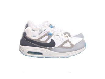 low cost 1a522 33513 Nike, Sneakers, Strl  42, Nike Air Max 90, Vit Grå
