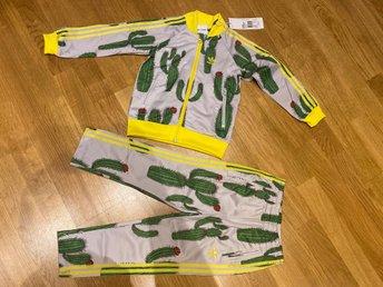 Mini Rodini Adidas Track Suit Cactus Strl 104 367424255 ᐈ