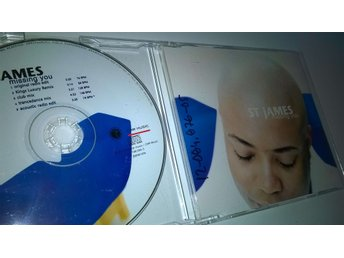 ST James ‎- Missing You, CD, Maxi-Single