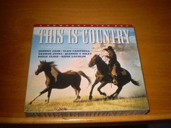 """This is country"", 3-cd box"