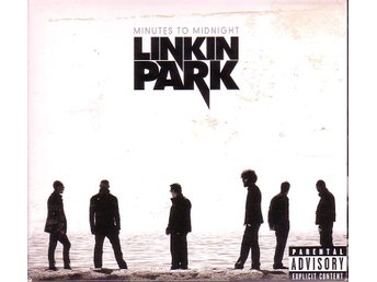 Linkin Park-Minutes to midnight / CD i digipack