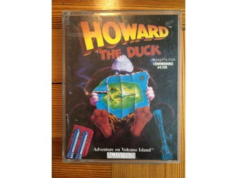 Howard the duck commodore 64/128