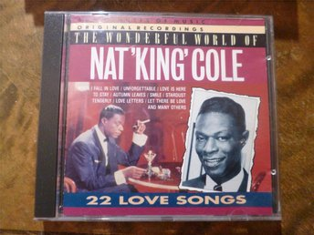 Nat King Cole - 22 love songs