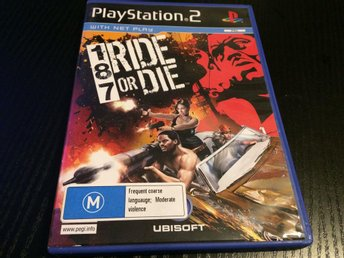 187 Ride or die ps2 Playstation - Hedemora - 187 Ride or die ps2 Playstation - Hedemora