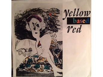 "Yellow Based Red 7"" EP Crusty. Röd vinyl"