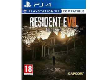 Resident Evil VII (7) - Varberg - Resident Evil VII (7) - Varberg