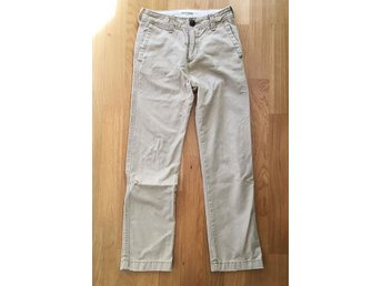 NYA Abercrombie & Fitch chinos slim supersnygga stl 140/146 (10)