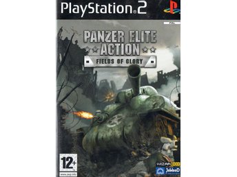 Panzer Elite Action: Fields of Glory - Playstation 2