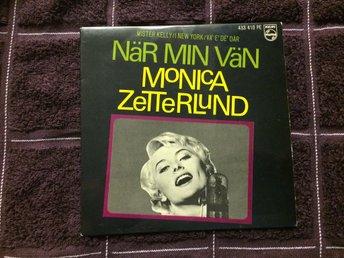 Monica Zetterlund: När Min Vän (EP fr. 1962/Kanonskick) - Sollerön - Monica Zetterlund: När Min Vän (EP fr. 1962/Kanonskick) - Sollerön