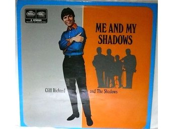 Cliff Richard And The Shadows* ?– Me And My Shadows LP