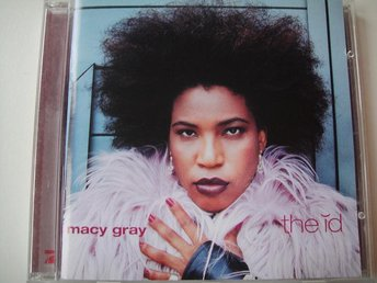 MACY GRAY The id CD TOPPSKICK!!!