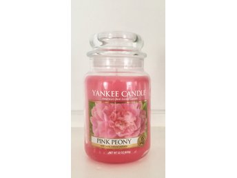 Yankee Candle. Pink Peony! Stor burk!