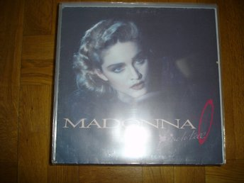 """12"" Madonna - Live to tell"