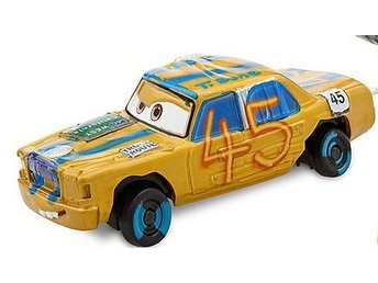 Disney Bilar Pixar Cars 3 Metall Bil Crazy 45 T-Bone 1:43
