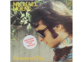 Michael Holm-Greatest hits / LP