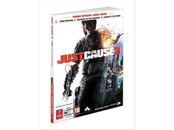 Just Cause 2: Prima Official Game Guide