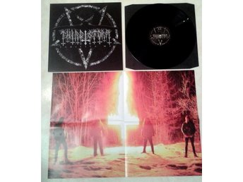Third Storm - Taritiya Me Vinyl 2015 black/death/doom metal/bathory/candlemass