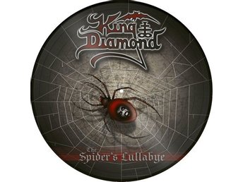 King Diamond -The Spiders Lullabye pic disc 2018 ltd 2000 co