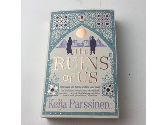 Bok, The Ruins of Us, Keija Parssinen, Pocket, ISBN: 9780571282722, 2012