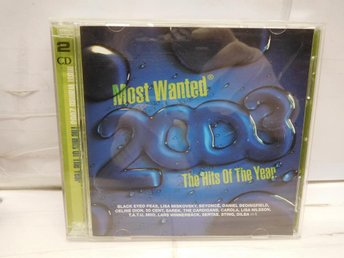 MOST WANTED 2003 - 2-CD