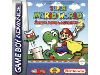 Super Mario Advance 2: Super Mario World - Gameboy Advance