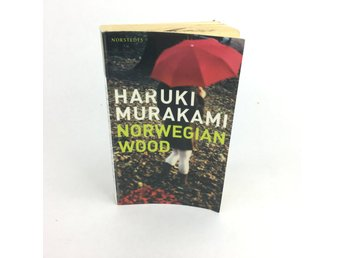 Norwegian Wood Haruki Murajami Nostedts ISBN 9789172639409