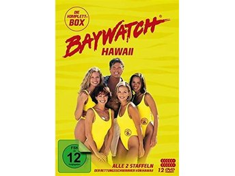 Baywatch Hawaii hela serien