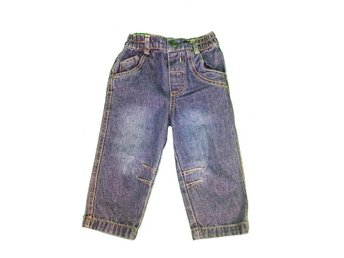 Baby jeans från Knot so bad , 12m cl 80