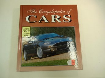 The encyclopedia of cars Volume one - Abarth to Buick