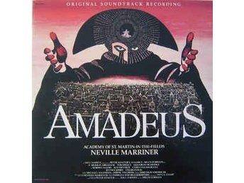 Amadeus (Original Soundtrack Recordin 2 x LP - östersund - Amadeus (Original Soundtrack Recordin 2 x LP - östersund