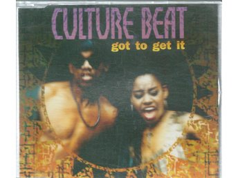 CULTURE BEAT - GOT TO GET IT ( CD MAXI/SINGLE )