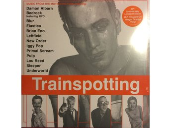 VA - TRAINSPOTTING 2-LP 180G ORANGE VINYL LIMITED