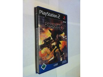 PS2: Shadow the Hedgehog